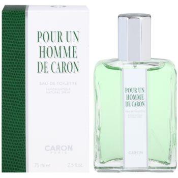 Caron Pour Un Homme Eau de Toilette pentru barbati 75 ml