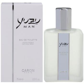 Caron Yuzu Eau de Toilette pentru barbati 75 ml