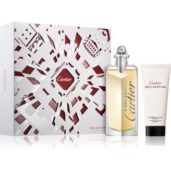 Cartier Déclaration EDT 100 ml + tonizující sprchový gel 100 ml dárková sada