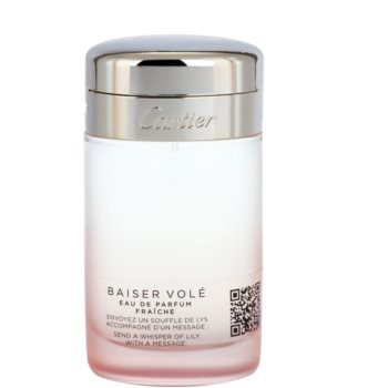 Cartier Baiser Volé Fraiche woda perfumowana tester dla kobiet