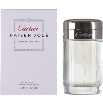 Cartier Baiser Volé Eau de Toilette pentru femei