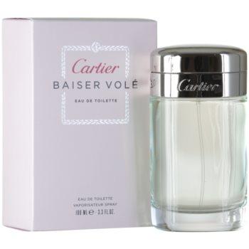 Cartier Baiser Volé Eau de Toilette para mulheres 1