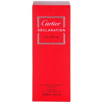 Cartier Declaration Shower Gel for Men 3