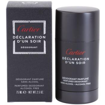Cartier Declaration d'Un Soir dezodorant w sztyfcie dla mężczyzn
