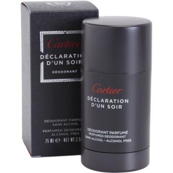 Cartier Declaration d'Un Soir dezodorant w sztyfcie dla mężczyzn 1