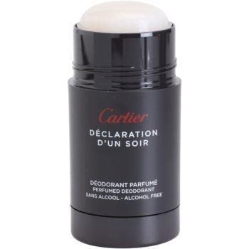 Cartier Declaration d'Un Soir dezodorant w sztyfcie dla mężczyzn 3