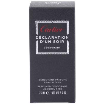 Cartier Declaration d'Un Soir dezodorant w sztyfcie dla mężczyzn 4