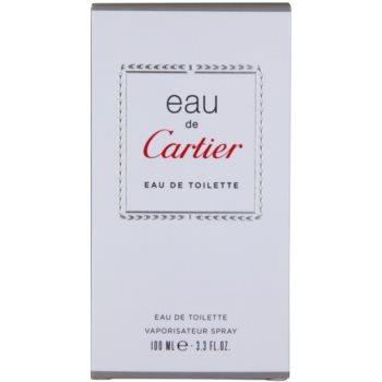 Cartier Eau de Cartier toaletna voda uniseks 3