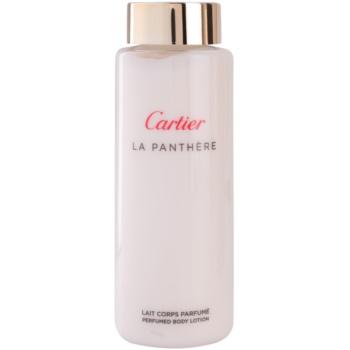 Cartier La Panthère lapte de corp pentru femei 200 ml