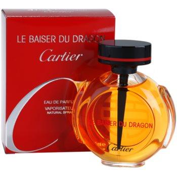 Cartier Le Baiser du Dragon Eau de Parfum para mulheres 1
