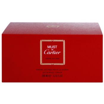 Cartier Must De Cartier Body Cream for Women 3