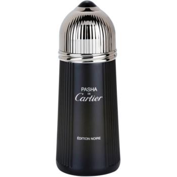 Cartier Pasha de Cartier Edition Noire eau de toilette pentru bărbați