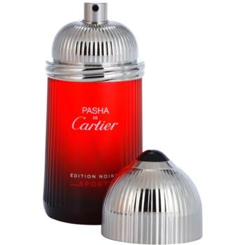 Cartier Pasha de Cartier Edition Noire Sport woda toaletowa dla mężczyzn 3