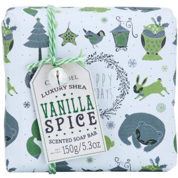 Castelbel Vanilla Spice Happy Holidays portugiesische Luxusseife