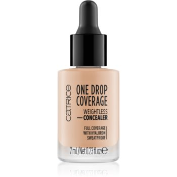 Catrice One Drop Coverage corector lichid imagine