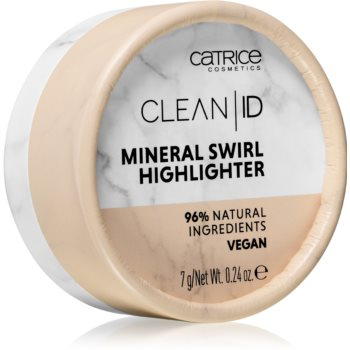 Catrice Clean ID Highlighter Farbton 020 Gold 7 g
