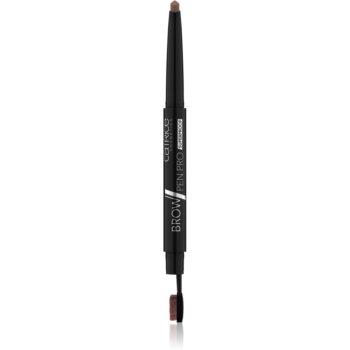 Catrice Brow Pro creion pentru sprancene cu pensula imagine produs
