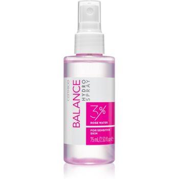 Catrice Balance Hydro Spray spray hidratant facial imagine produs