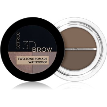 Catrice 3D Brow Two-Tone Spancene Pomada 2 in 1 poza