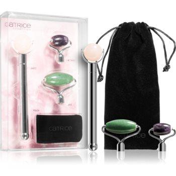 Catrice Gemstone Facial Roller Kit set de cosmetice imagine produs