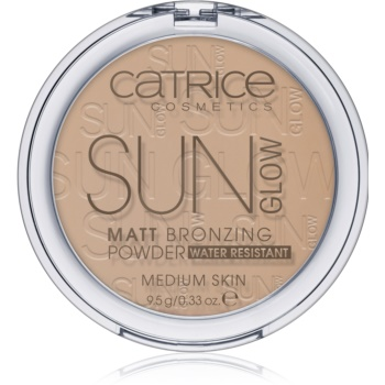 Catrice Sun Glow pudra bronzanta