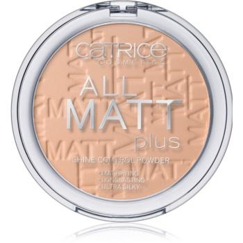 Catrice All Matt Plus pudra matuire imagine produs