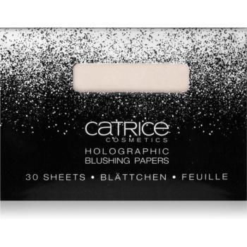 catrice dazzle bomb fard de obraz din hârtie holografică