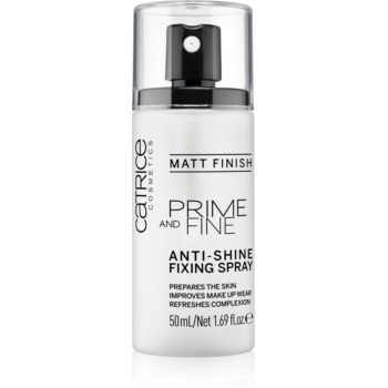 Catrice Prime And Fine fixator make-up