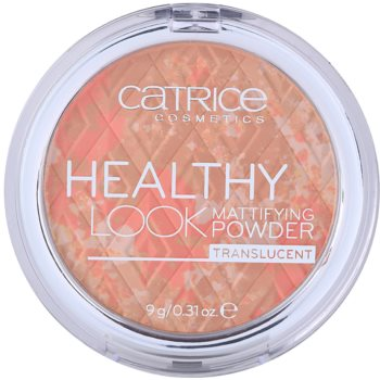 Catrice Healthy Look pudra matuire 1