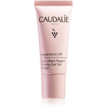 Caudalie Resveratrol-Lift gel-crema pentru ochi cu efect de întărire