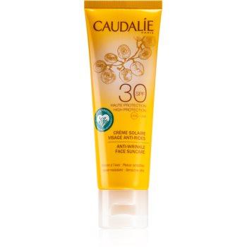 Caudalie Suncare Crema pentru protectie anti-riduri SPF 30