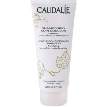 Caudalie Body нежен почистващ шампоан за всички видове коса