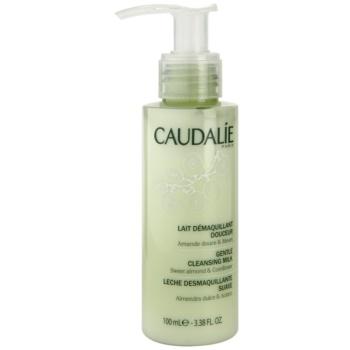 Fotografie Caudalie Cleaners&Toners odličovací mléko na obličej a oči 100 ml
