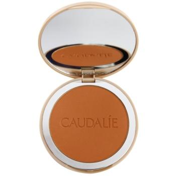 Fotografie Caudalie Teint Divin minerální bronzující pudr pro všechny typy pleti 10 g
