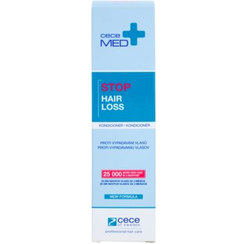 Cece of Sweden Cece Med  Stop Hair Loss condicionador anti-queda capilar 2