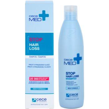 Cece of Sweden Cece Med  Stop Hair Loss sampon impotriva caderii parului 1
