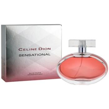 Celine Dion Sensational Eau de Toilette para mulheres