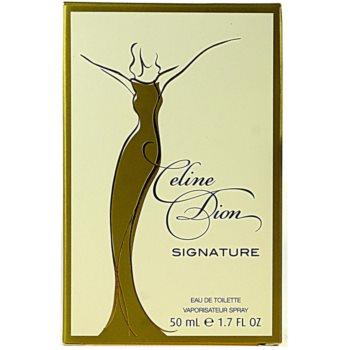 Celine Dion Signature Eau de Toilette für Damen 4