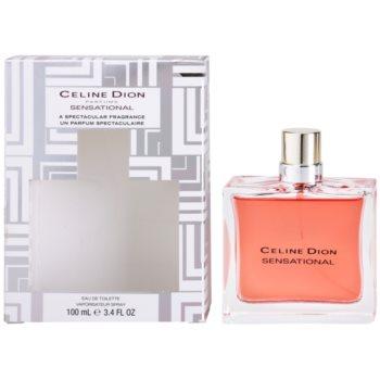 Celine Dion Sensational Limited Edition Eau de Toilette for Women