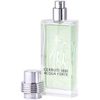 Cerruti 1881 Acqua Forte Eau de Toilette for Men 3