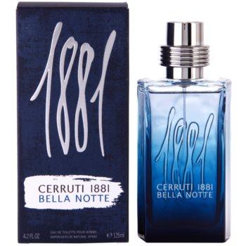 Cerruti 1881 Bella Notte eau de toilette pentru barbati 125 ml