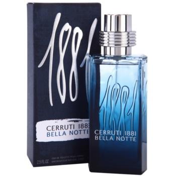 Cerruti 1881 Bella Notte Eau de Toilette für Herren 1