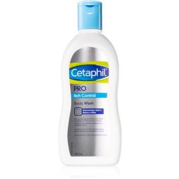 Cetaphil PRO Itch Control emulsie pentru spalare pentru piele uscata, actionand impotriva senzatiei de mancarime