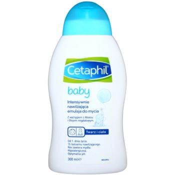 Cetaphil Baby Lotiune pentru curatare intens hidratanta pentru nou-nascuti si copii