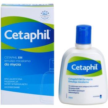 Cetaphil EM čisticí micelární emulze s pumpičkou 1