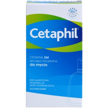 Cetaphil EM čisticí micelární emulze s pumpičkou 2