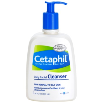 Cetaphil Cleansers emulsie pentru curatare pentru piele normala si grasa