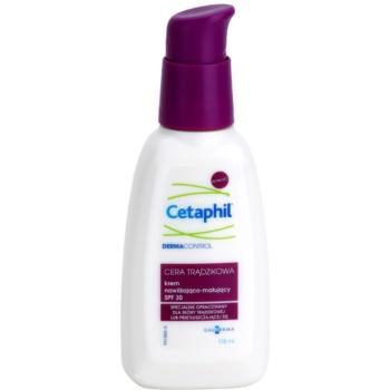 Cetaphil DermaControl mattierende Feuchtigkeitscreme SPF 30