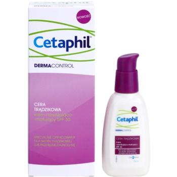 Cetaphil DermaControl mattierende Feuchtigkeitscreme SPF 30 1