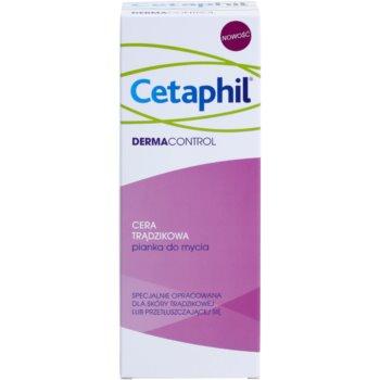 Cetaphil DermaControl spuma de curatat pentru tenul gras, predispus la acnee 2